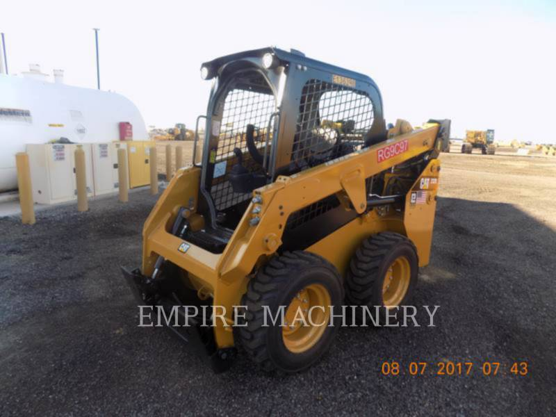 CATERPILLAR KOMPAKTLADER 232D equipment  photo 4