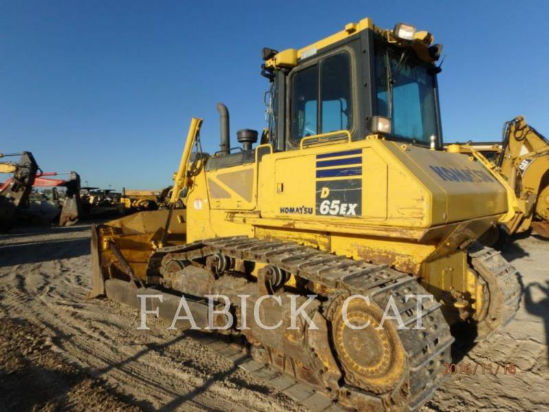 KOMATSU LTD. TRACTORES DE CADENAS 65EX equipment  photo 3