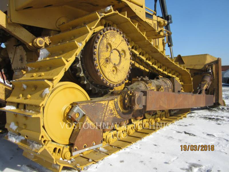 CATERPILLAR MINING TRACK TYPE TRACTOR D 6 R equipment  photo 10