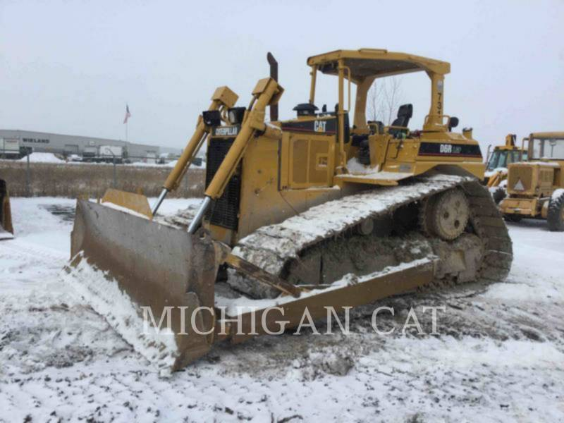 CATERPILLAR TRACTEURS SUR CHAINES D6RL equipment  photo 2
