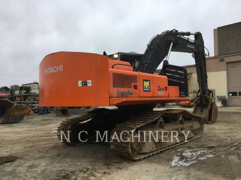 HITACHI KOPARKI GĄSIENICOWE ZX350L equipment  photo 5