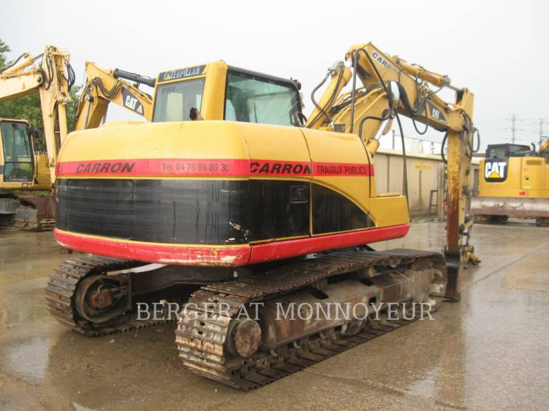 CATERPILLAR KOPARKI GĄSIENICOWE 312C equipment  photo 3