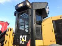 CATERPILLAR FORESTRY - FELLER BUNCHERS - WHEEL 573C equipment  photo 24