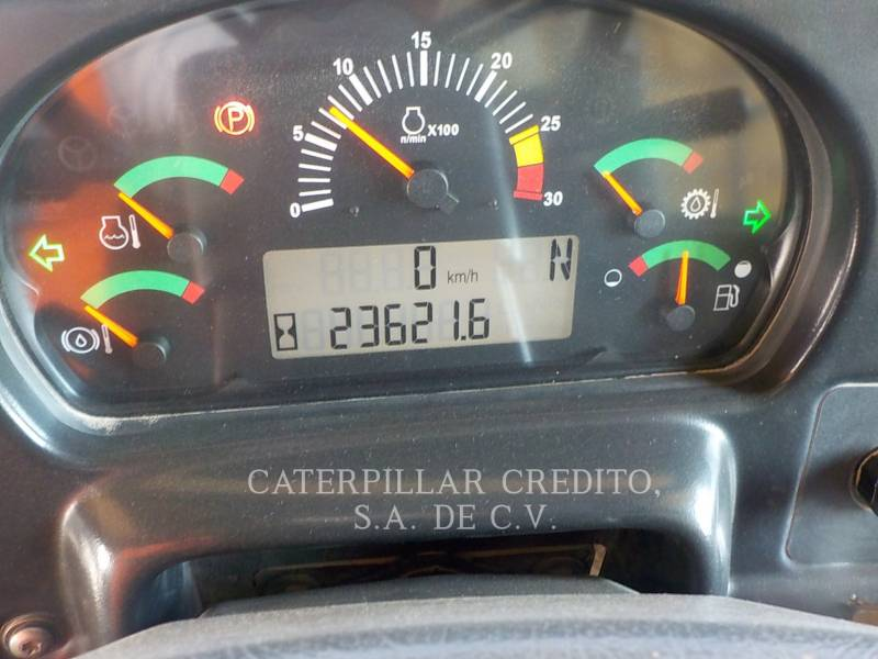 CATERPILLAR DUMPER A TELAIO RIGIDO DA MINIERA 770 equipment  photo 11