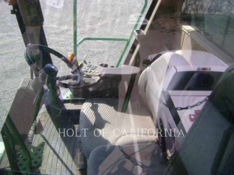JOHN DEERE COMBINÉS 9650 CTS GT10668 equipment  photo 3