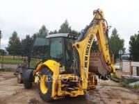 NEW HOLLAND LTD. BACKHOE LOADERS B100C equipment  photo 3