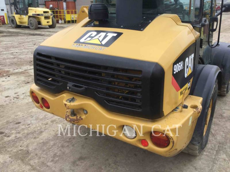 CATERPILLAR CARGADORES DE RUEDAS 906H2 equipment  photo 22