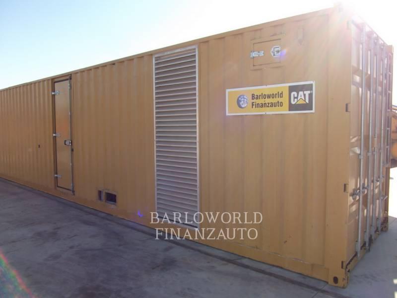 CATERPILLAR STROMERZEUGER (OBS) 3512B equipment  photo 6