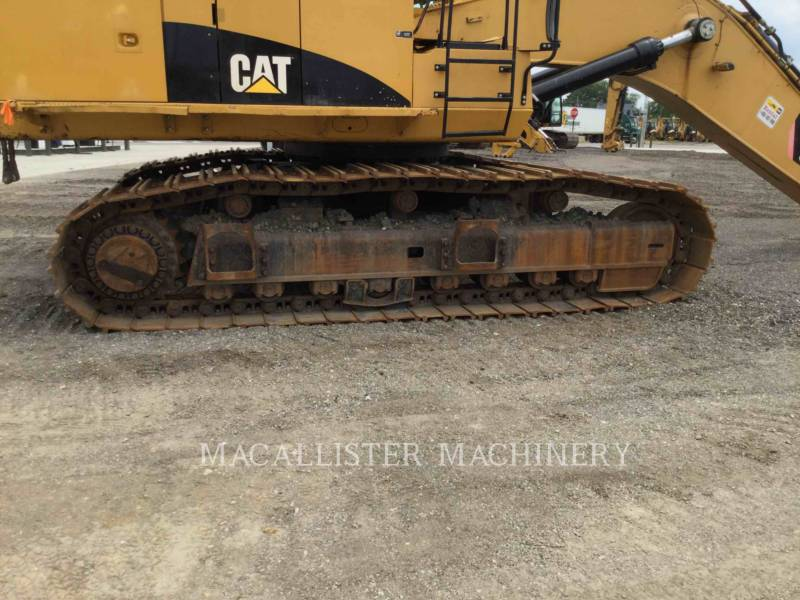 CATERPILLAR TRACK EXCAVATORS 374DL equipment  photo 19