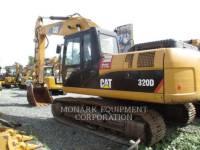 Equipment photo CATERPILLAR 320D EXCAVADORAS DE CADENAS 1