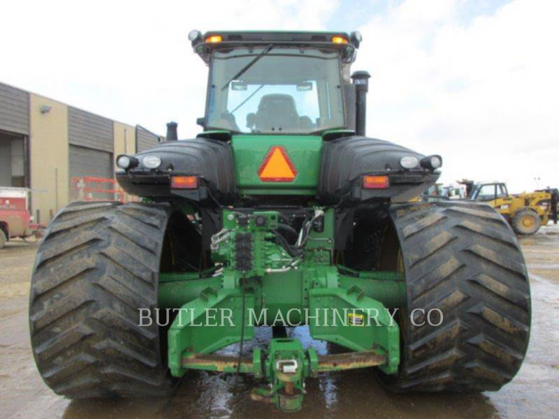 DEERE & CO. AG TRACTORS 9530T equipment  photo 6
