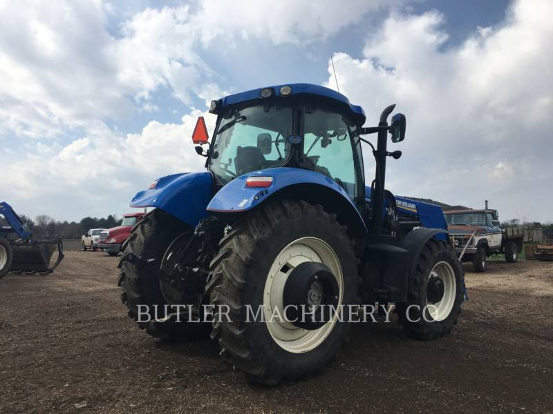 FORD / NEW HOLLAND TRATORES AGRÍCOLAS T7.200 equipment  photo 5