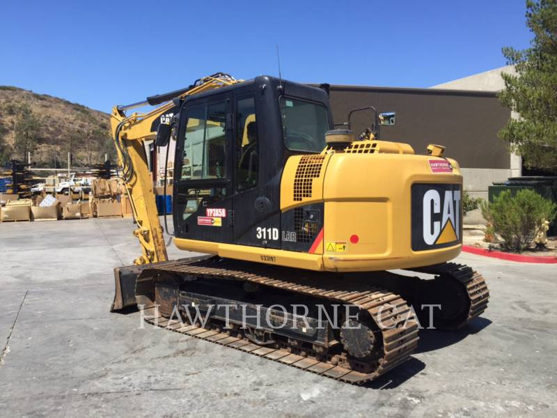 CATERPILLAR EXCAVADORAS DE CADENAS 311DL RR equipment  photo 2