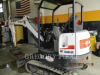 BOBCAT TRACK EXCAVATORS E32 equipment  photo 4