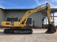 KOMATSU PELLES SUR CHAINES PC400LC-7L equipment  photo 3