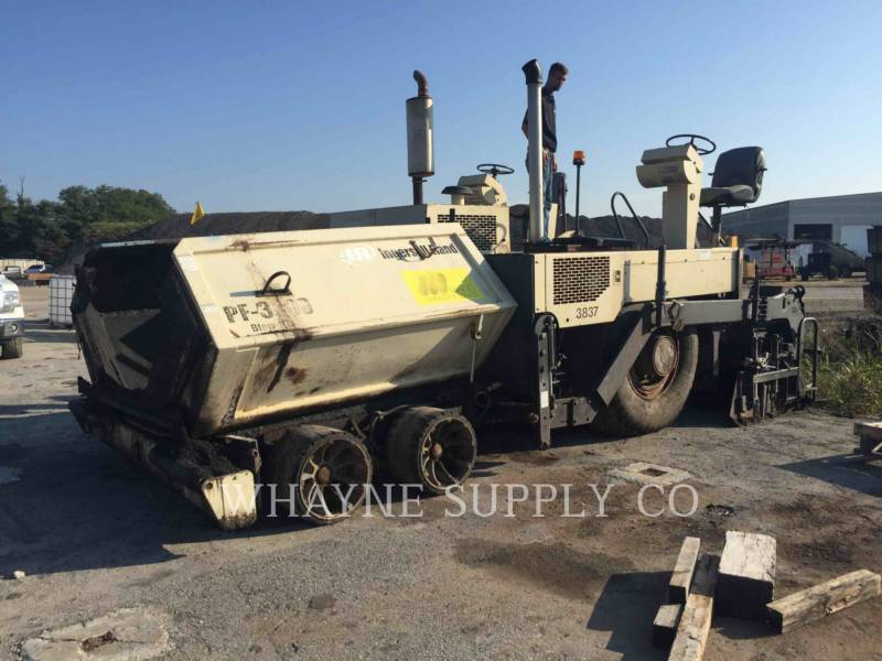 BLAW KNOX / INGERSOLL-RAND ASPHALT PAVERS PF3200 equipment  photo 1