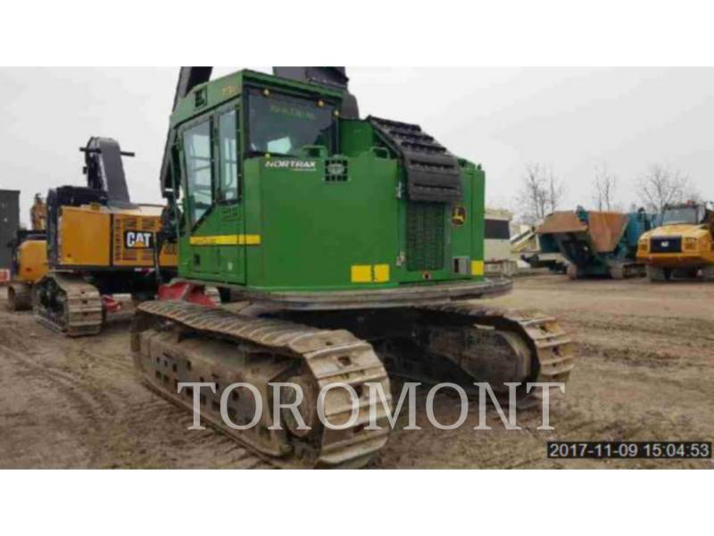 DEERE & CO. MASZYNA LEŚNA 753JH equipment  photo 2