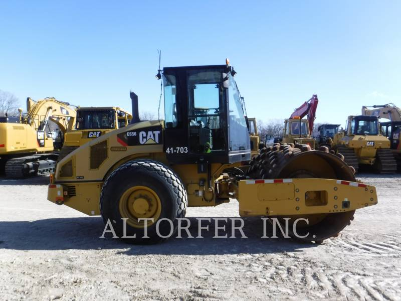 CATERPILLAR COMPACTADORES DE SUELOS CS56 equipment  photo 3