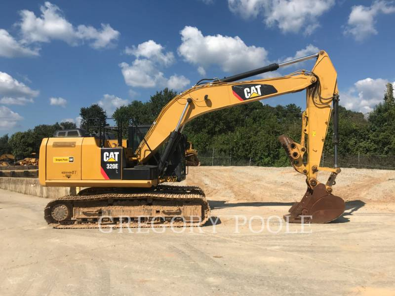 CATERPILLAR TRACK EXCAVATORS 320E L equipment  photo 1