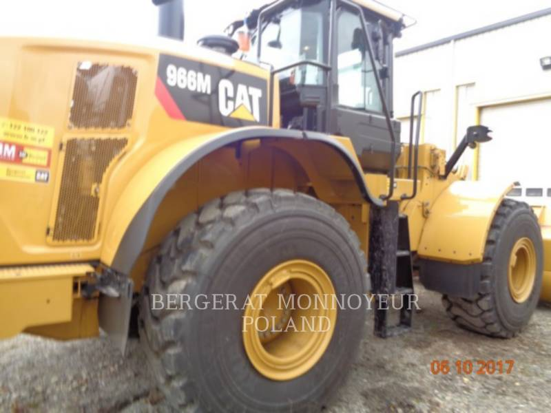 CATERPILLAR CARGADORES DE RUEDAS 966M equipment  photo 9