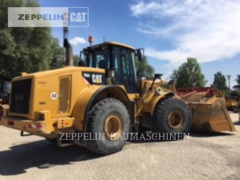 CATERPILLAR RADLADER/INDUSTRIE-RADLADER 966H equipment  photo 21