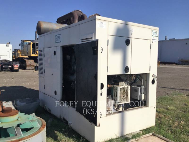DAEWOO STATIONARY GENERATOR SETS GV222TICEP equipment  photo 4