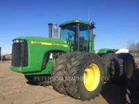 DEERE & CO. 農業用トラクタ JD9400 equipment  photo 1