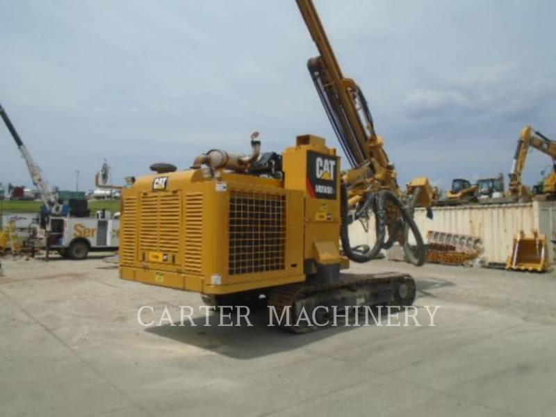 CATERPILLAR DRILLS MD5050 equipment  photo 4