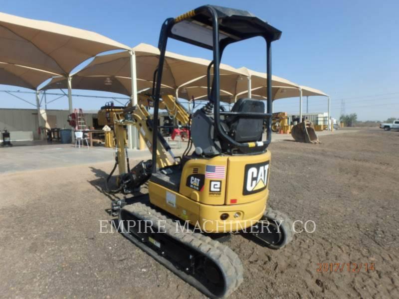 CATERPILLAR KOPARKI GĄSIENICOWE 301.7DCROR equipment  photo 3