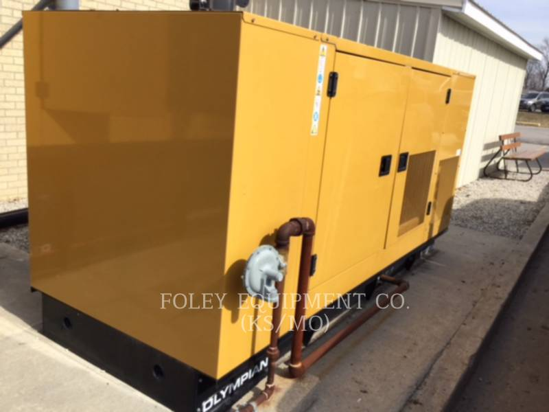 CATERPILLAR STATIONARY GENERATOR SETS G75F3SEP equipment  photo 2