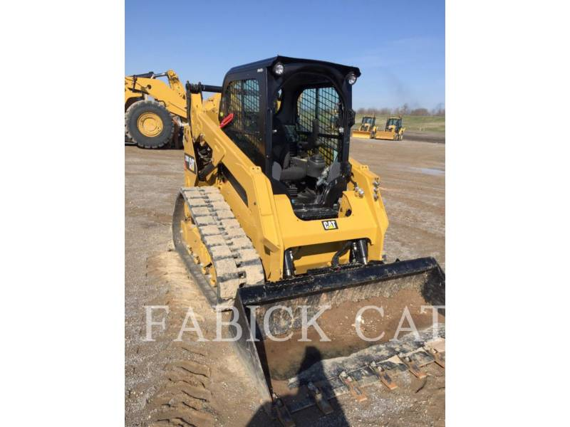 CATERPILLAR CARGADORES MULTITERRENO 259D ASP equipment  photo 2