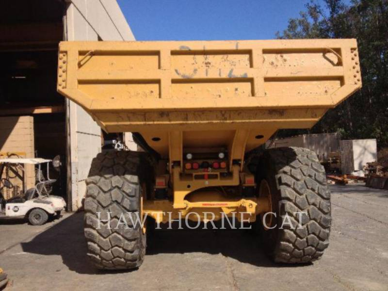 CATERPILLAR DUMPER 740B equipment  photo 7