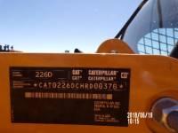 CATERPILLAR KOMPAKTLADER 226D equipment  photo 14