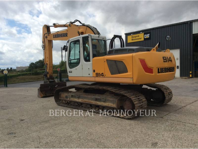 LIEBHERR PELLES SUR CHAINES R914C equipment  photo 2