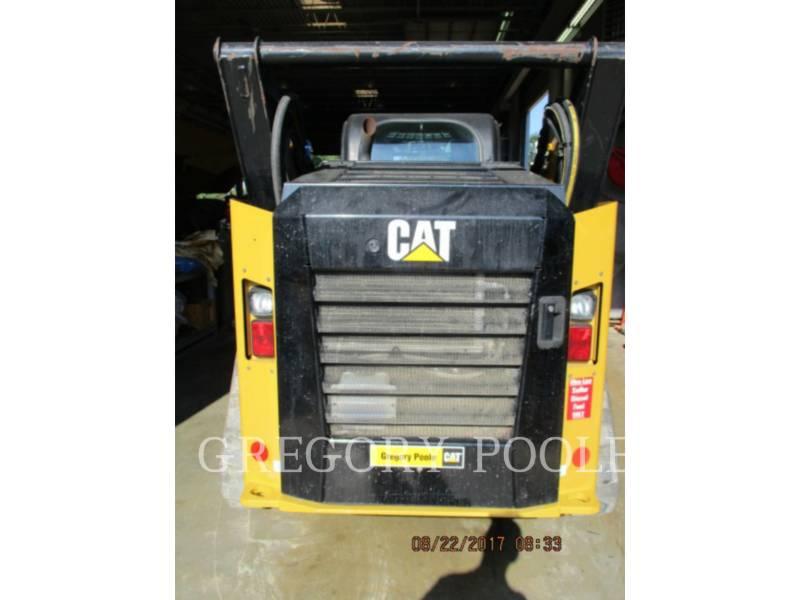 CATERPILLAR CARGADORES MULTITERRENO 299D2 equipment  photo 5