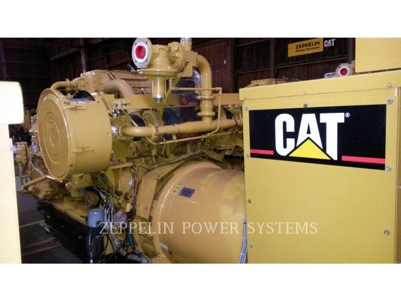 CATERPILLAR FIXE - GAZ NATUREL (OBS) G3516A equipment  photo 3