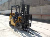 Equipment photo CATERPILLAR LIFT TRUCKS 2P5000GLP  MONTACARGAS 1