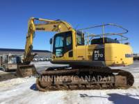 KOMATSU TRACK EXCAVATORS PC270LC-8 equipment  photo 3