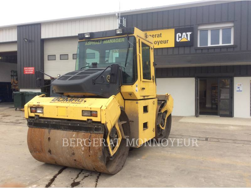 BOMAG COMPACTEURS BW174 equipment  photo 4