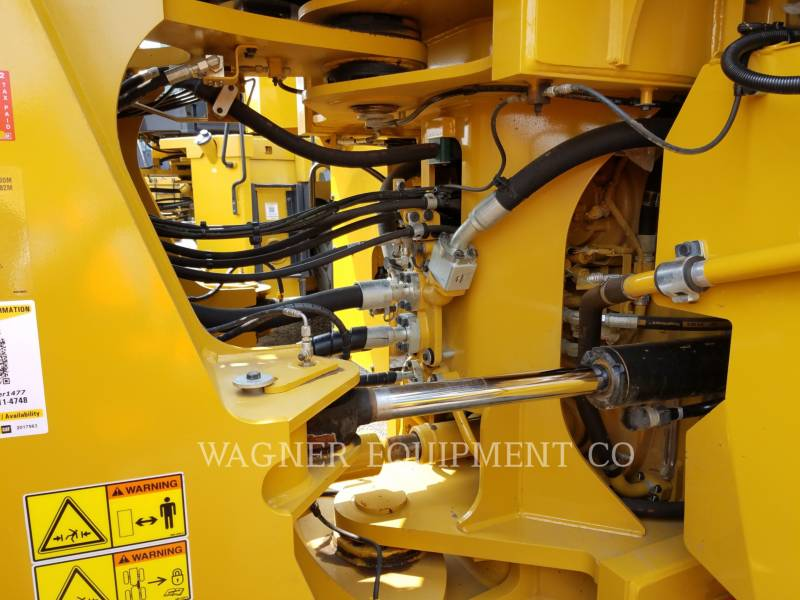 CATERPILLAR PALE GOMMATE/PALE GOMMATE MULTIUSO 980M AG equipment  photo 15