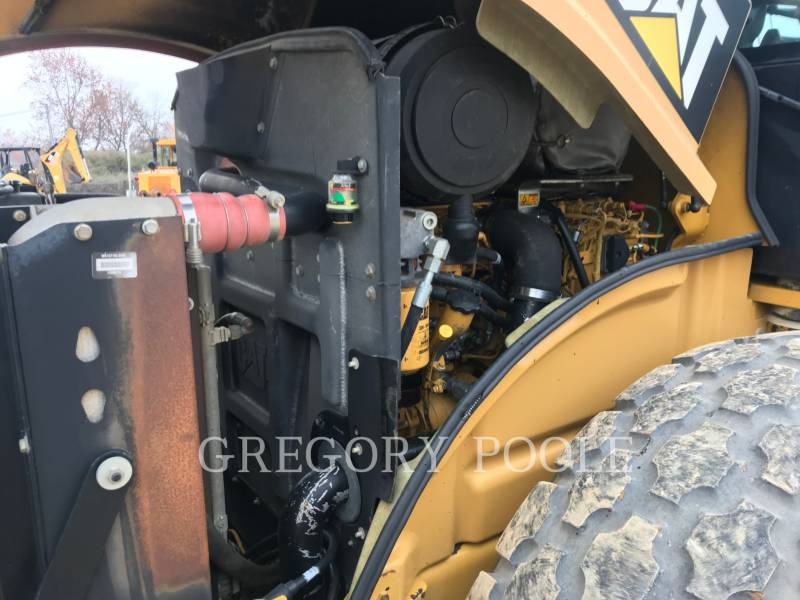 CATERPILLAR EINZELVIBRATIONSWALZE, GLATTBANDAGE CS56 equipment  photo 19
