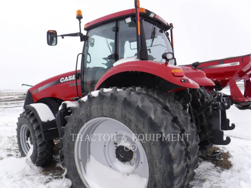CASE AG TRACTORS 260 MAG equipment  photo 5