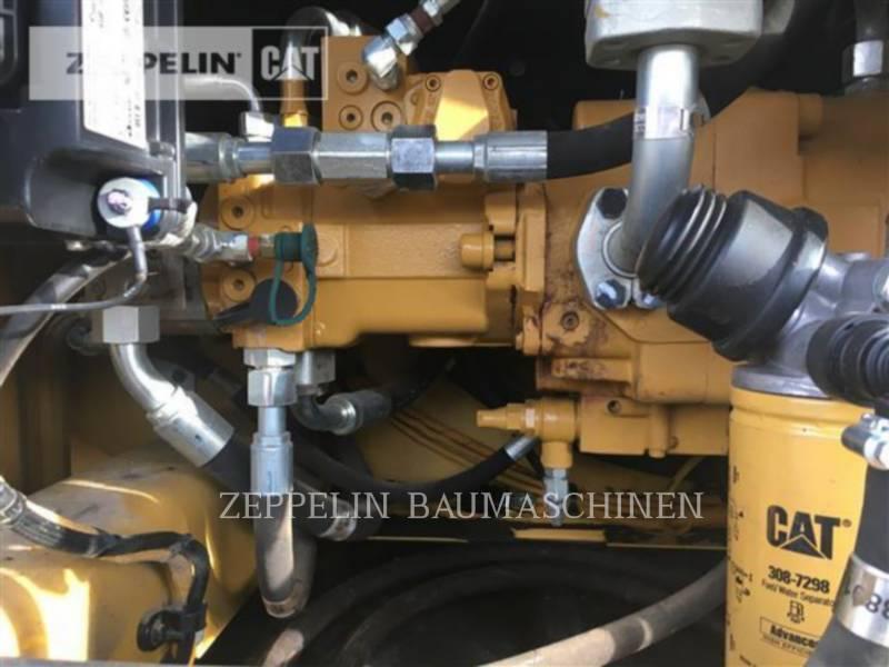 CATERPILLAR PELLES SUR PNEUS M315D equipment  photo 15