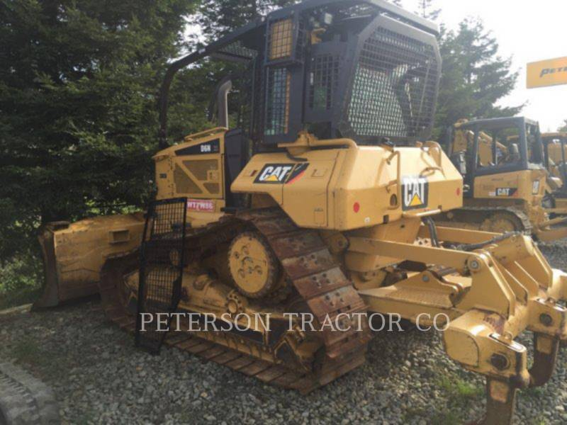 CATERPILLAR TRACTEURS SUR CHAINES D6N XL equipment  photo 1