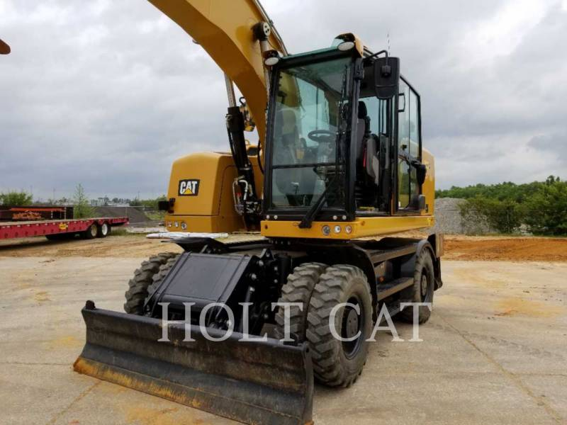 CATERPILLAR MOBILBAGGER M318F equipment  photo 3