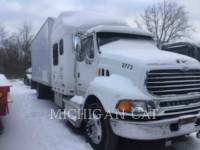 STERLING ON HIGHWAY TRUCKS CARGO TRUCK equipment  photo 1