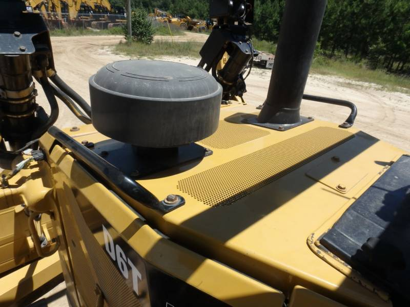 CATERPILLAR TRACTORES DE CADENAS D6TLGP equipment  photo 24
