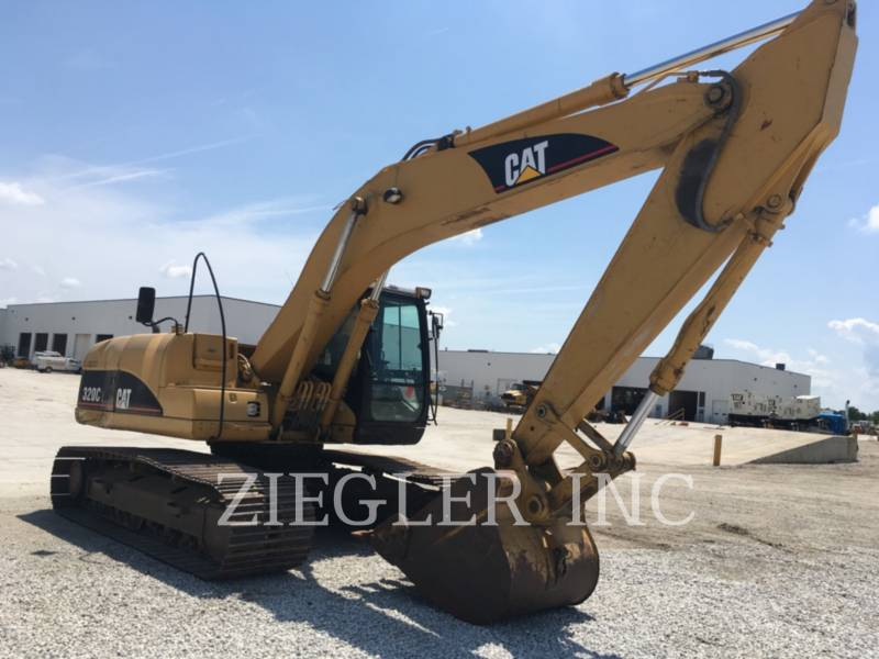CATERPILLAR トラック油圧ショベル 320CL equipment  photo 4