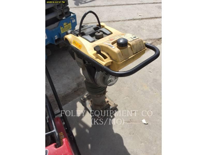 WACKER CORPORATION COMPATTATORI BS602I equipment  photo 1