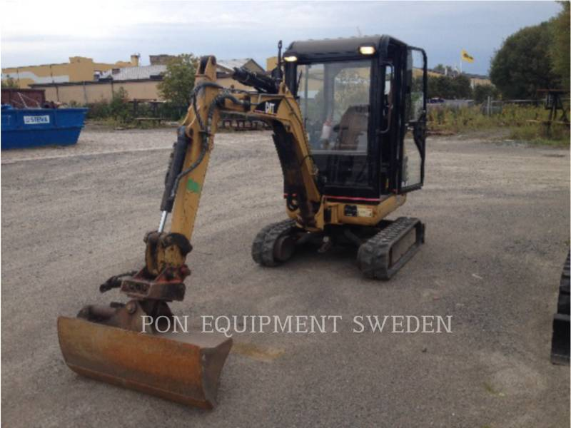 CATERPILLAR TRACK EXCAVATORS 301.8 equipment  photo 2